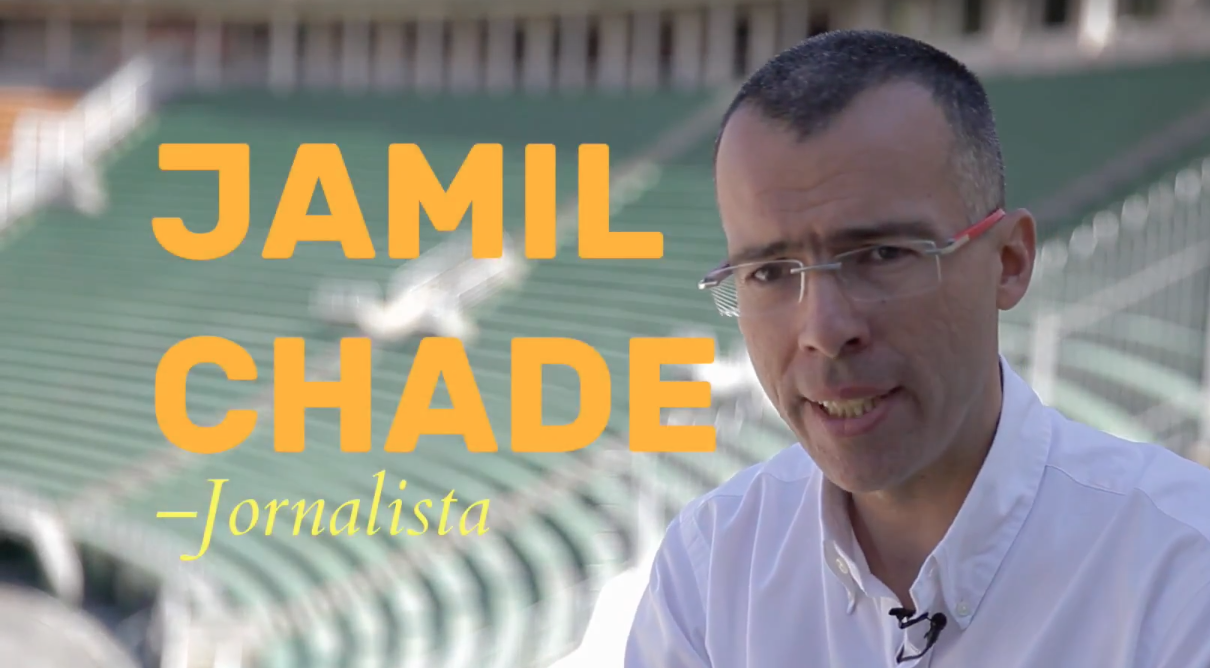 Entrevista com Jamil Chade  Parte I: Futebol, poder e política