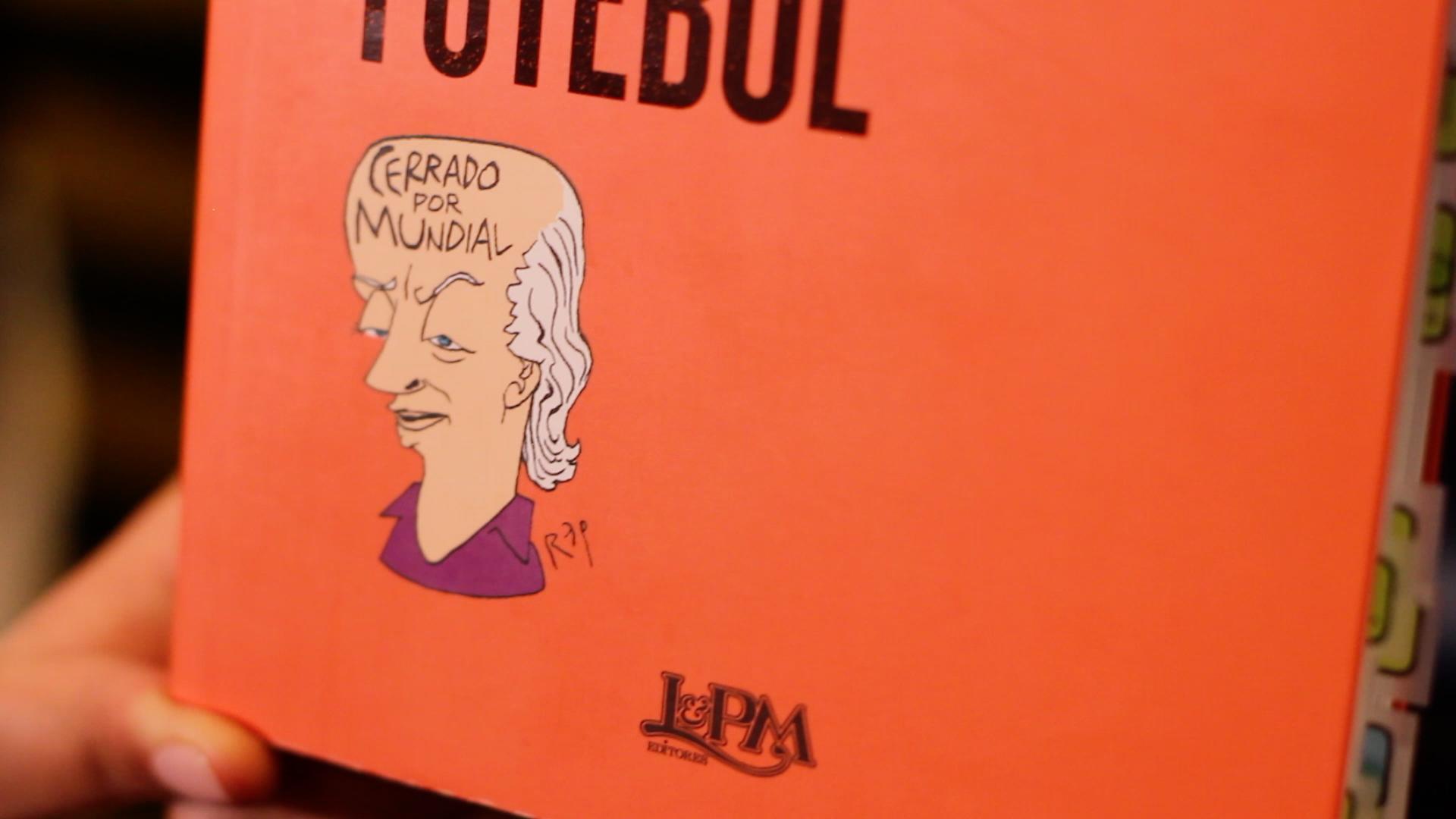 Clube do Livro do Põe na Estante – Especial Copa do Mundo: Fechado por Motivo de Futebol